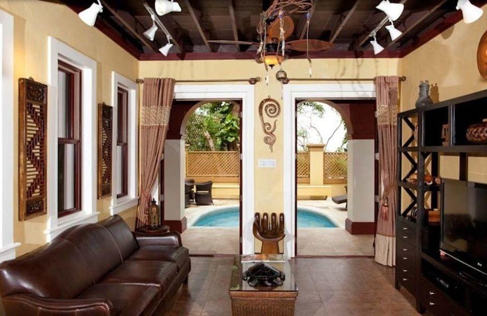 property living room home mansion cottage Villa leather