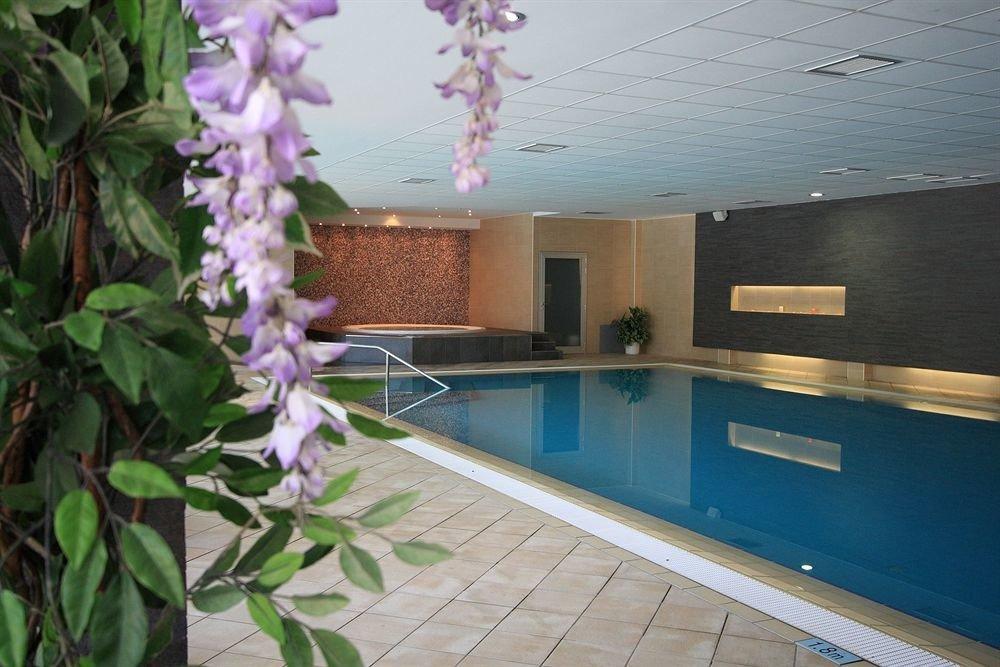 property swimming pool home flower plant Villa