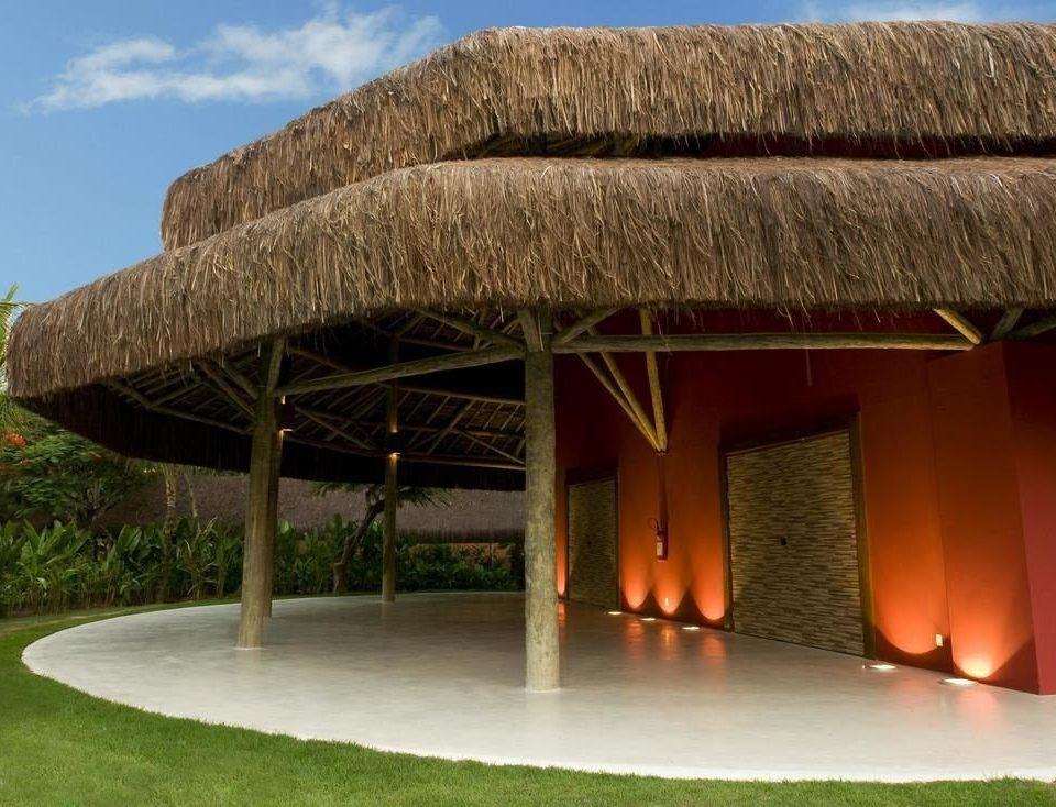 property hut hacienda roof Villa