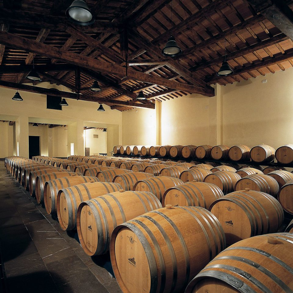 Vineyard Wine-Tasting Winery man made object auditorium vessel barrel basement