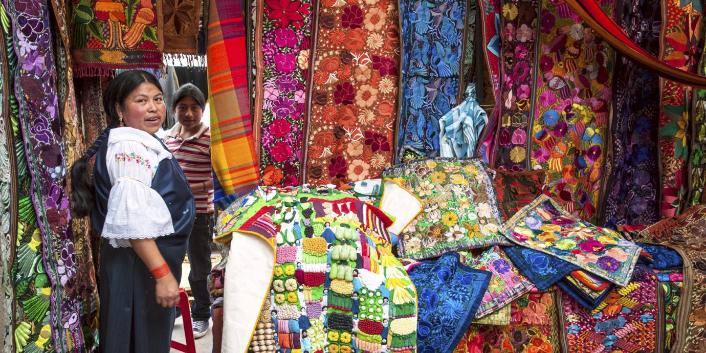 Trip Ideas color clothing bazaar market public space City human settlement colorful art tradition textile colored