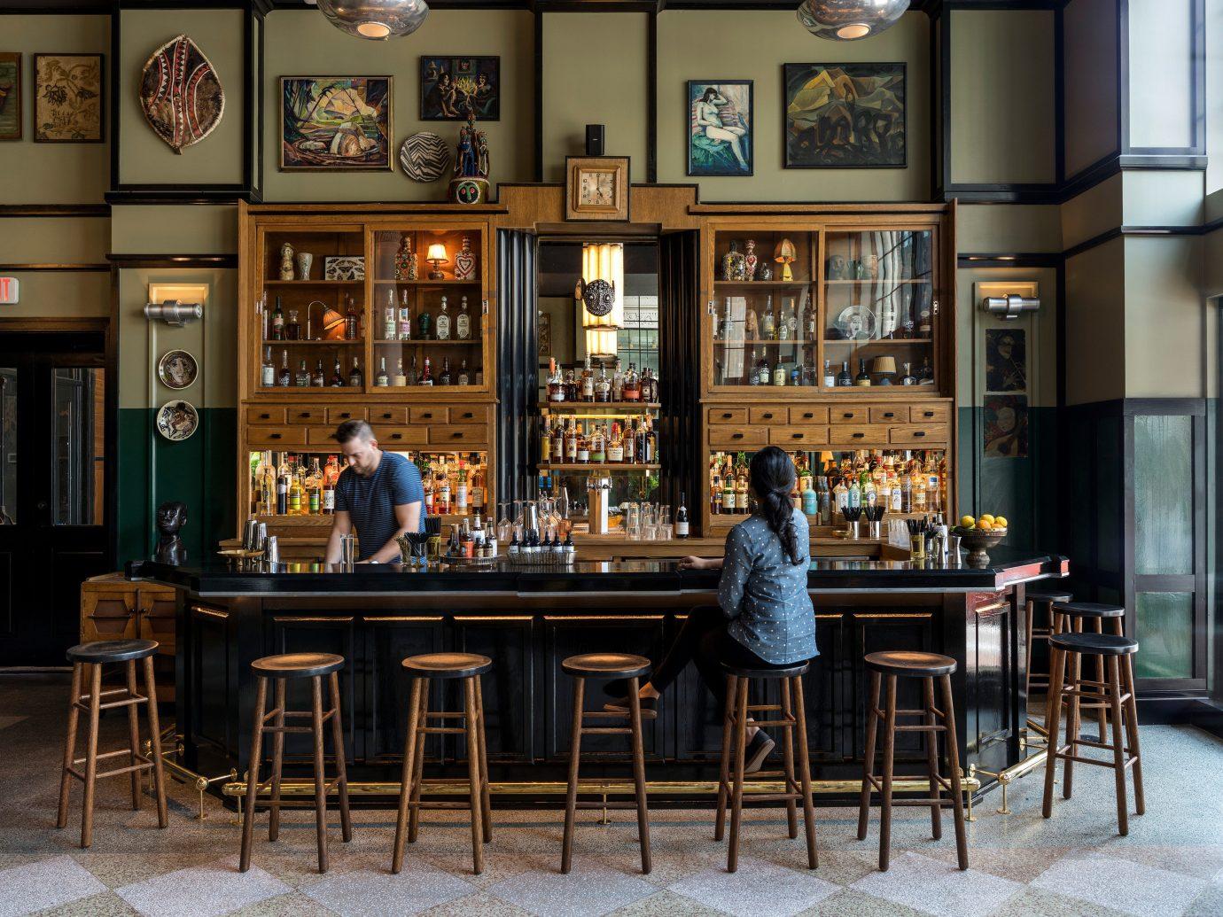 Hotels Trip Ideas indoor floor chair Bar restaurant café interior design tavern coffeehouse