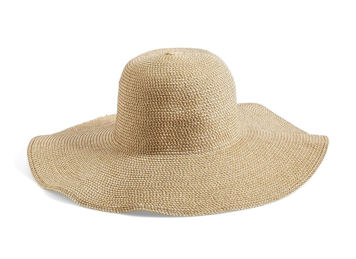 Trip Ideas hat headdress clothing headgear sun hat beige product design