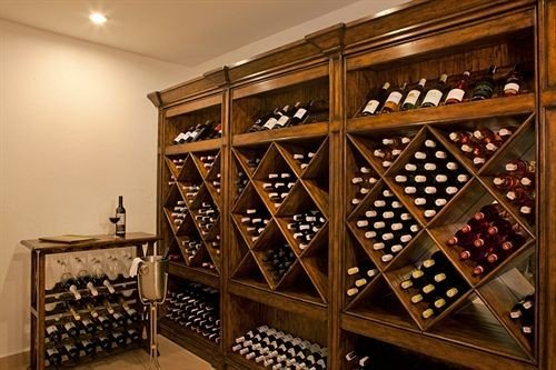 Winery wine cellar basement file