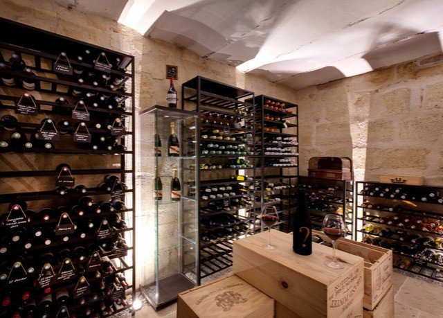 basement Winery wine cellar liquor store retail shoe store