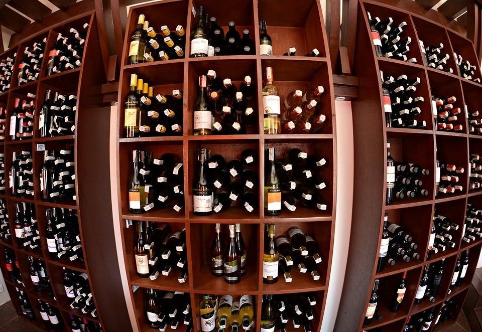 man made object Winery wine cellar wine shelf basement
