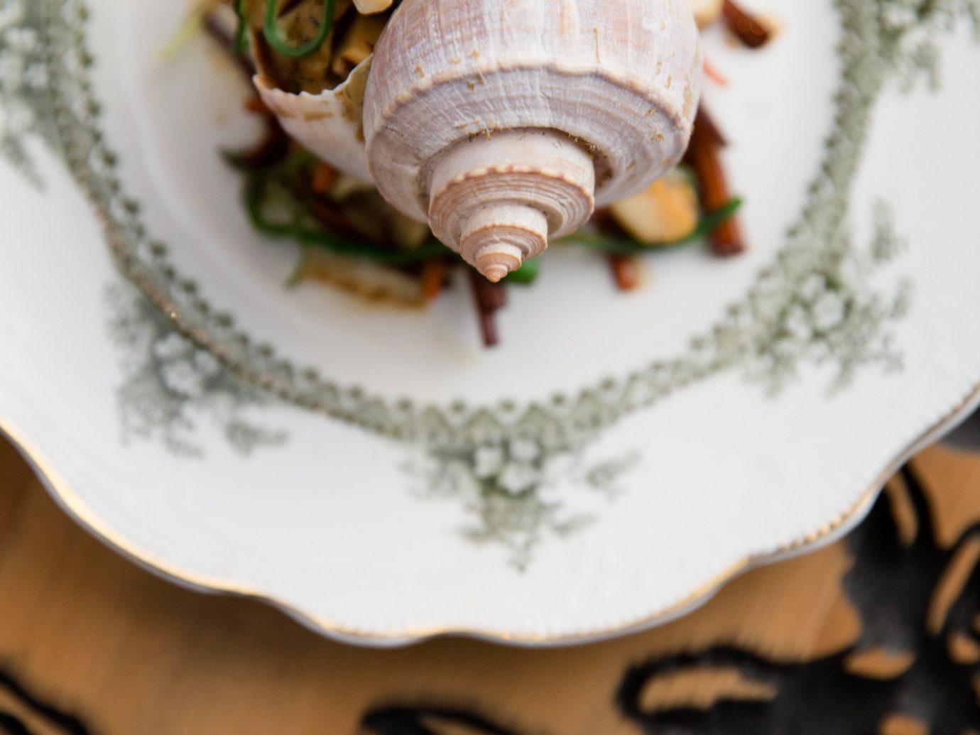 Food + Drink plate food dish flower produce dessert porcelain
