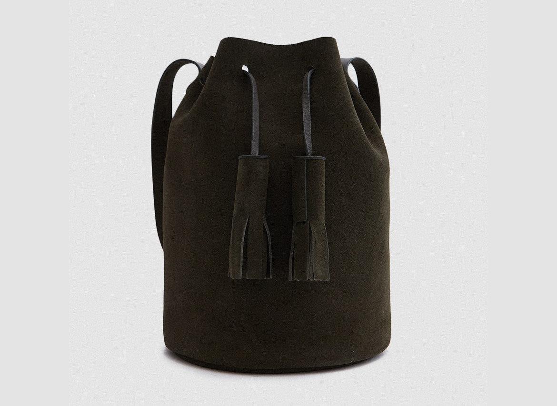 Style + Design Travel Shop bag black indoor product handbag product design leather shoulder bag accessory