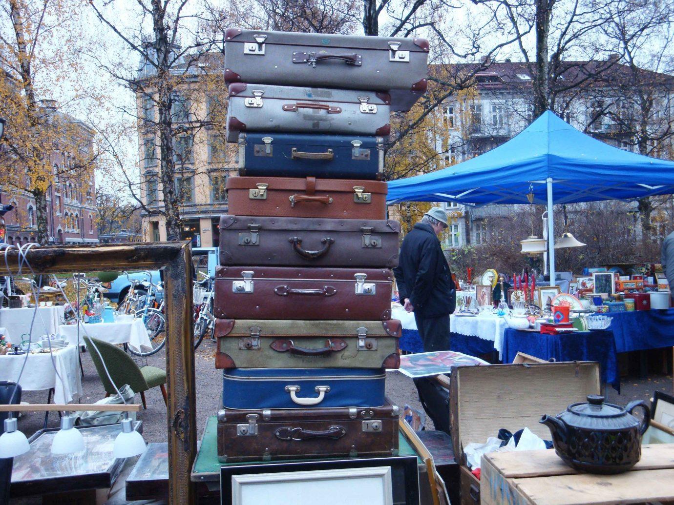 Trip Ideas tree outdoor City public space human settlement market vehicle several