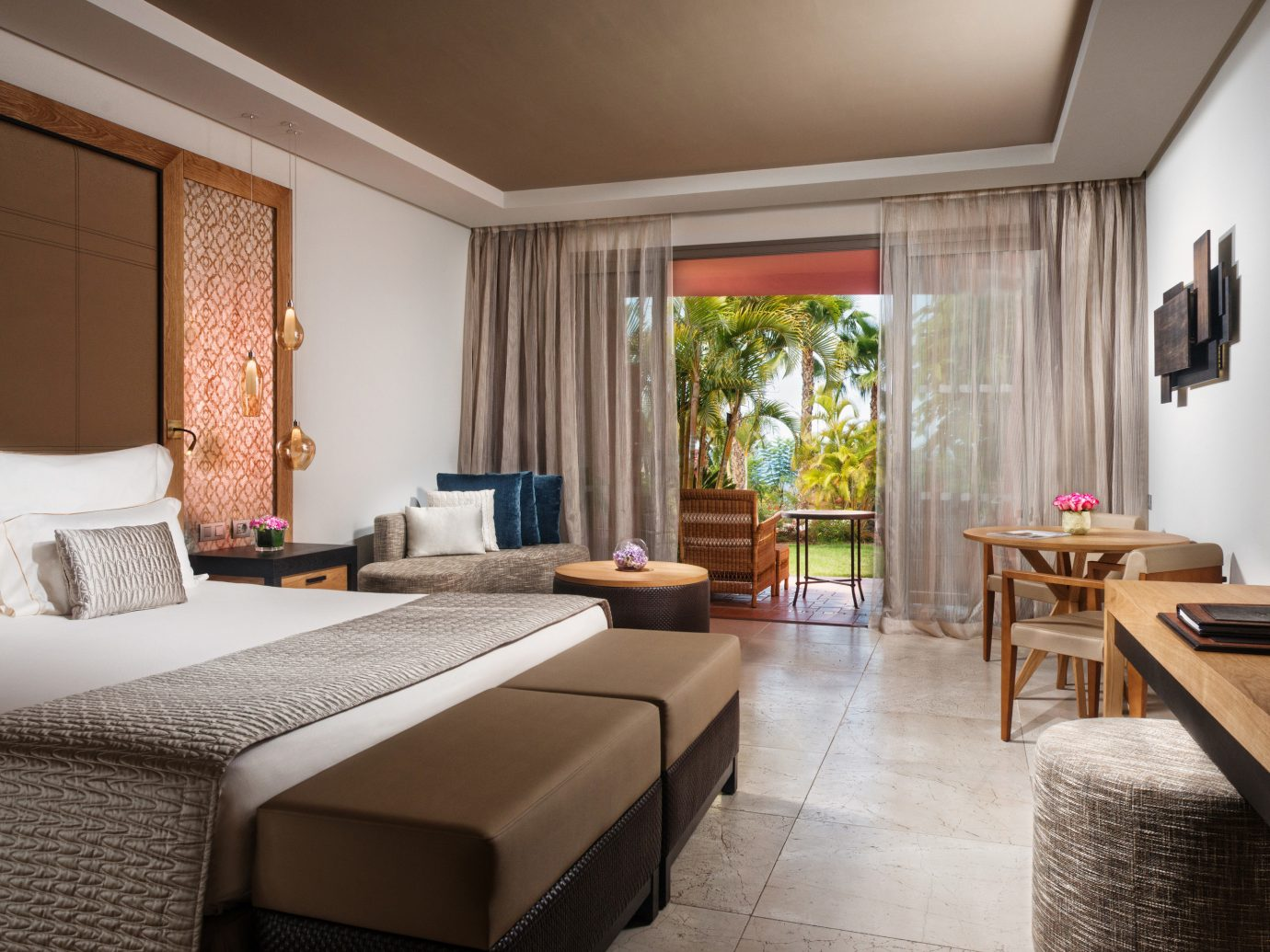Trip Ideas indoor wall floor room Suite interior design hotel real estate ceiling Bedroom interior designer furniture