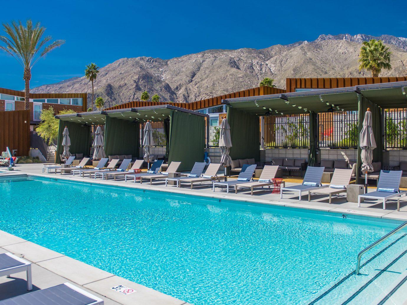 Jetsetter Guides swimming pool outdoor leisure property Resort estate Pool Villa vacation blue condominium resort town real estate swimming