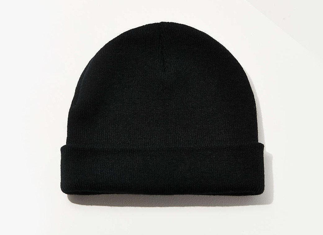 Style + Design Travel Shop black hat cap headgear woolen knit cap beanie product product design