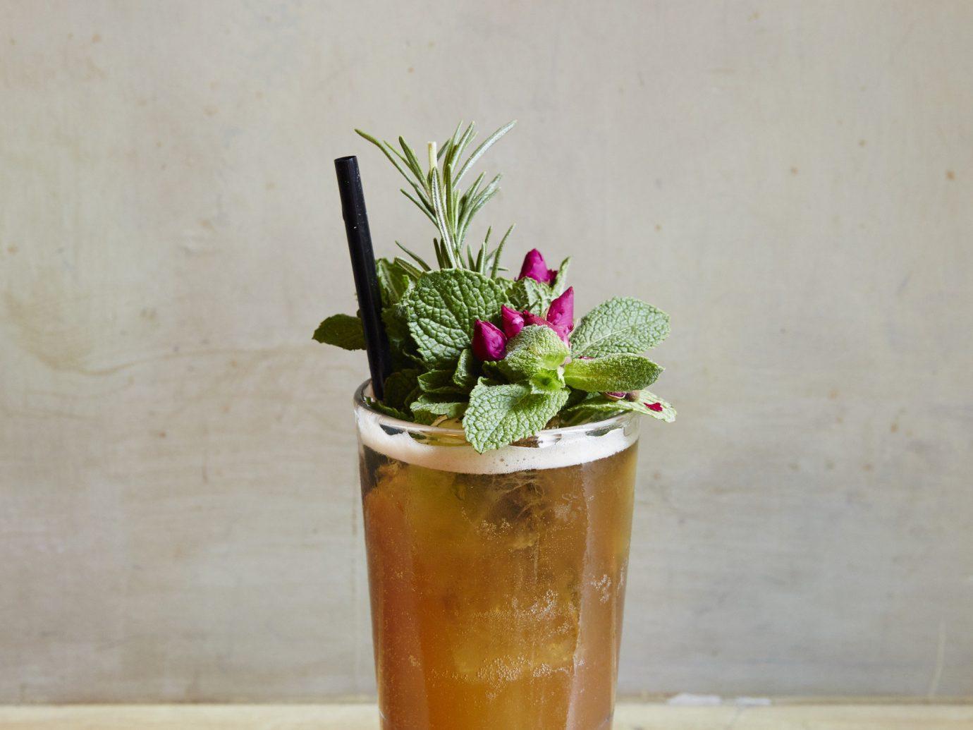 City Trip Ideas Weekend Getaways Drink plant flower mai tai non alcoholic beverage cocktail cocktail garnish mint julep juice long island iced tea flowerpot fresh