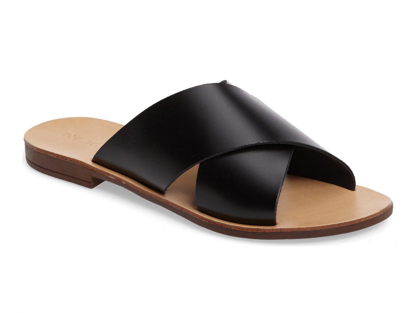 Spring Travel Style + Design Travel Shop footwear brown shoe sandal product design product outdoor shoe slide sandal