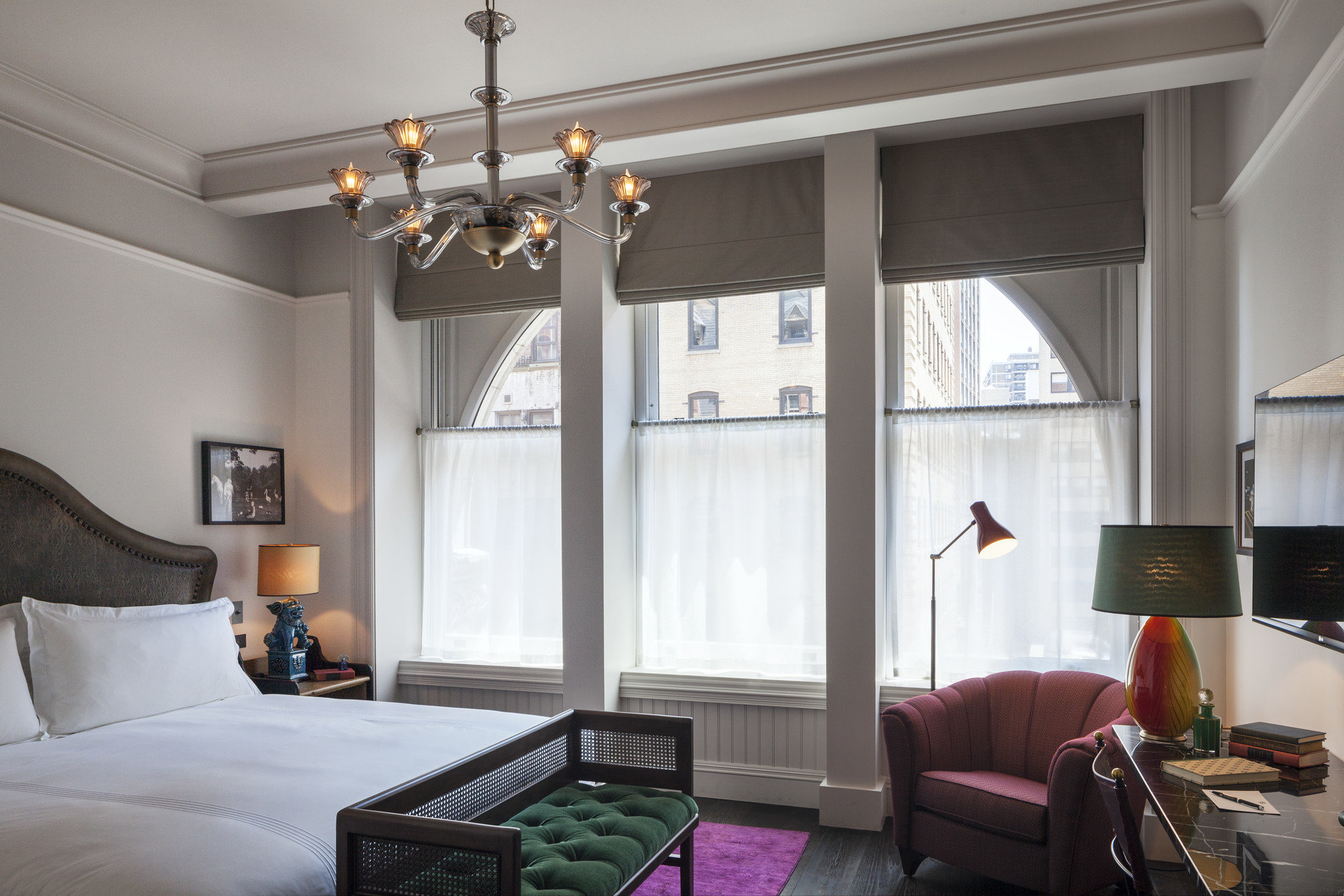 10 Most Romantic Hotels in New York