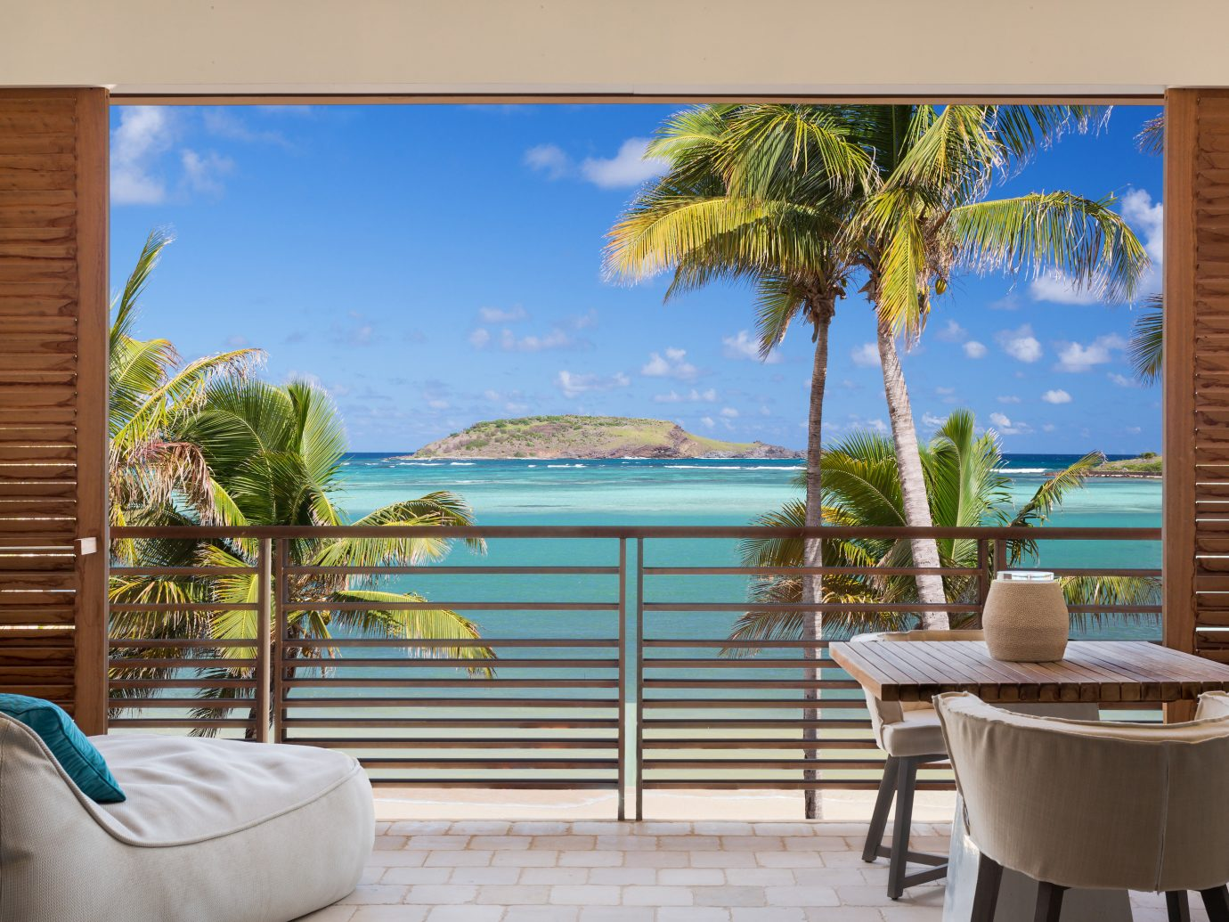 Hotels window indoor property room vacation condominium home estate swimming pool caribbean interior design Resort mural real estate window covering living room Villa apartment furniture