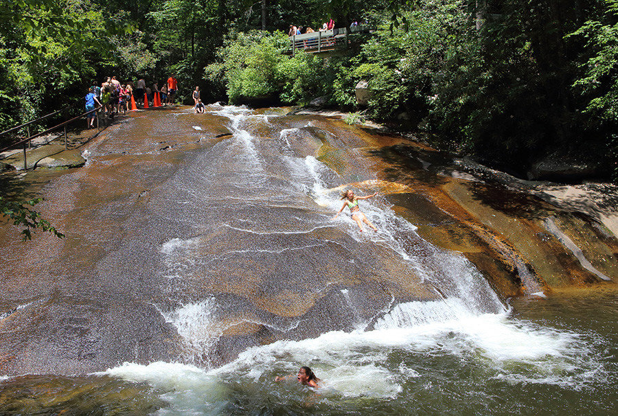 Trip Ideas tree outdoor Nature water creek River rapid body of water landform Waterfall watercourse stream water feature wave