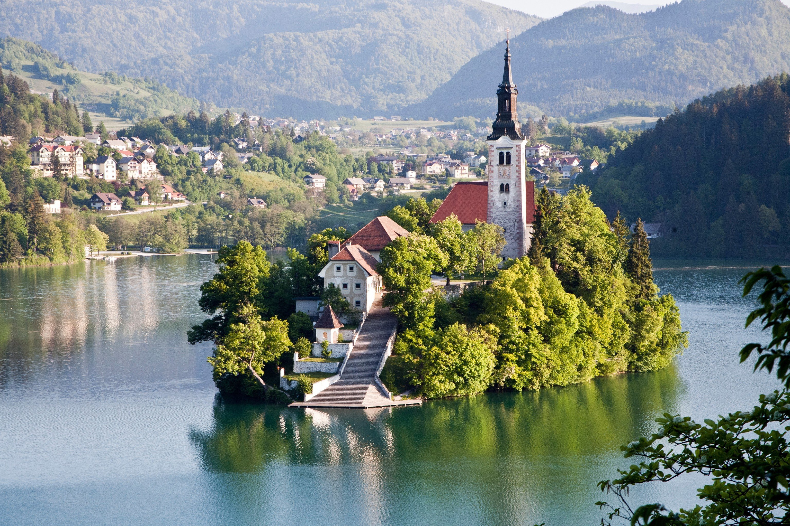 Trip Ideas mountain water outdoor Lake tree Nature River reflection flower mountain range tourism background surrounded château fjord alps reservoir park traveling Town hillside