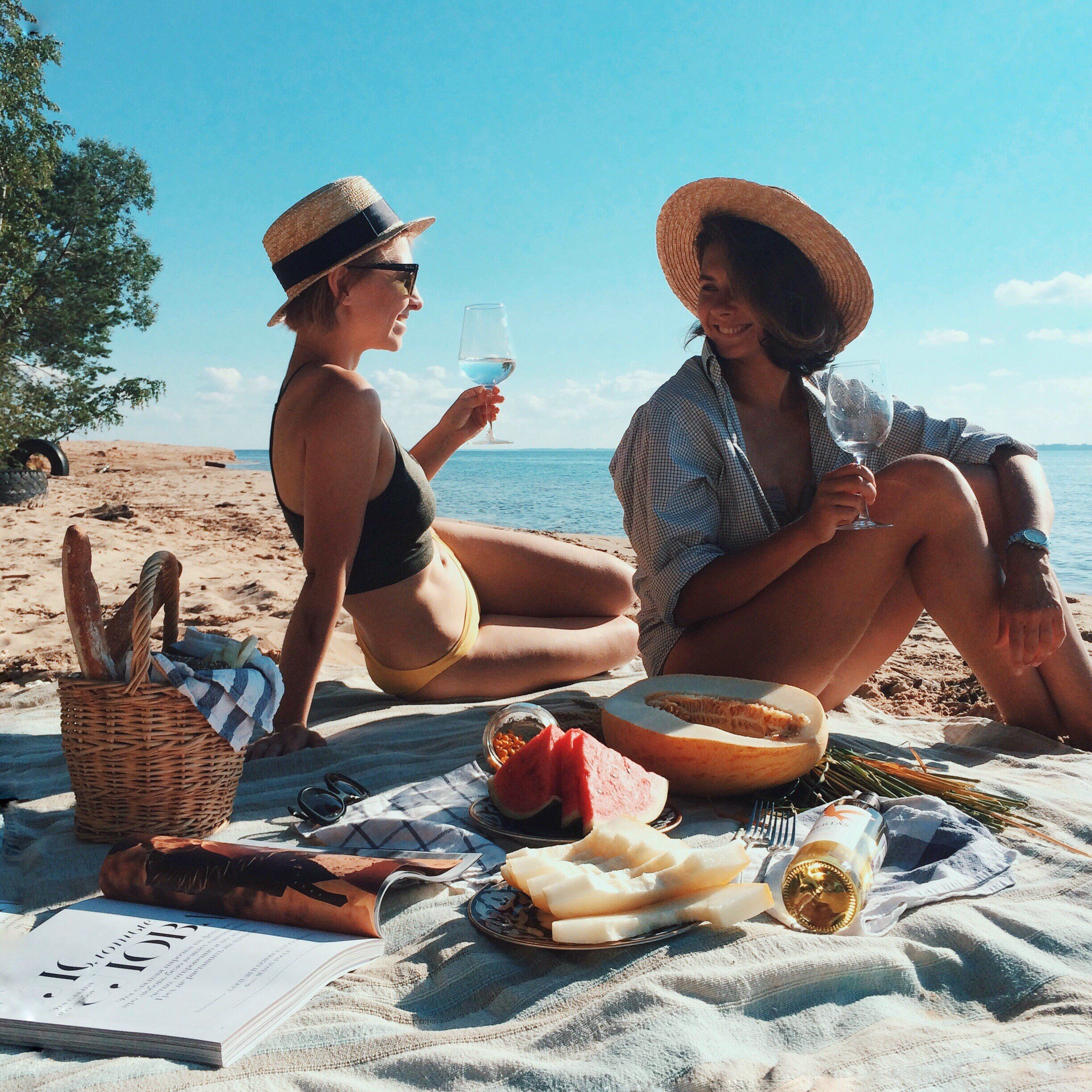 Style + Design sky outdoor person image people vacation Beach sand Sea travel day