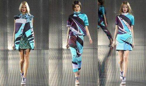 Style + Design person clothing court footwear spring runway fashion season