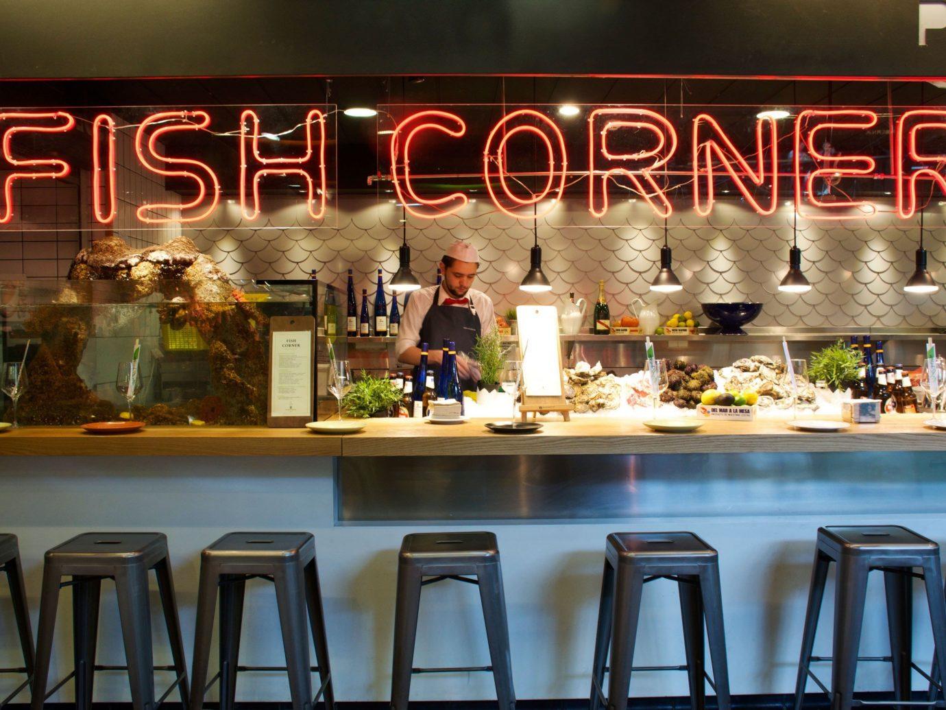 Trip Ideas indoor meal restaurant Bar scene Shop