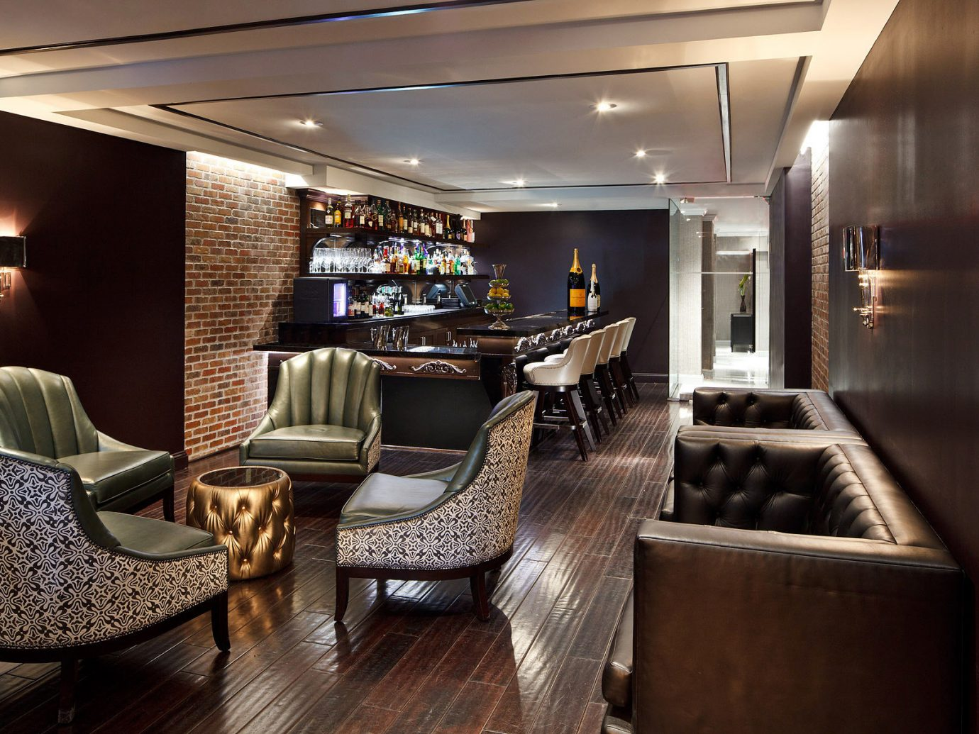 Bar Boutique Hotels City Drink Eat Hotels Lounge Modern Rooftop Scenic views indoor floor ceiling room property Lobby living room home estate interior design lighting real estate condominium Suite Design restaurant dining room basement furniture