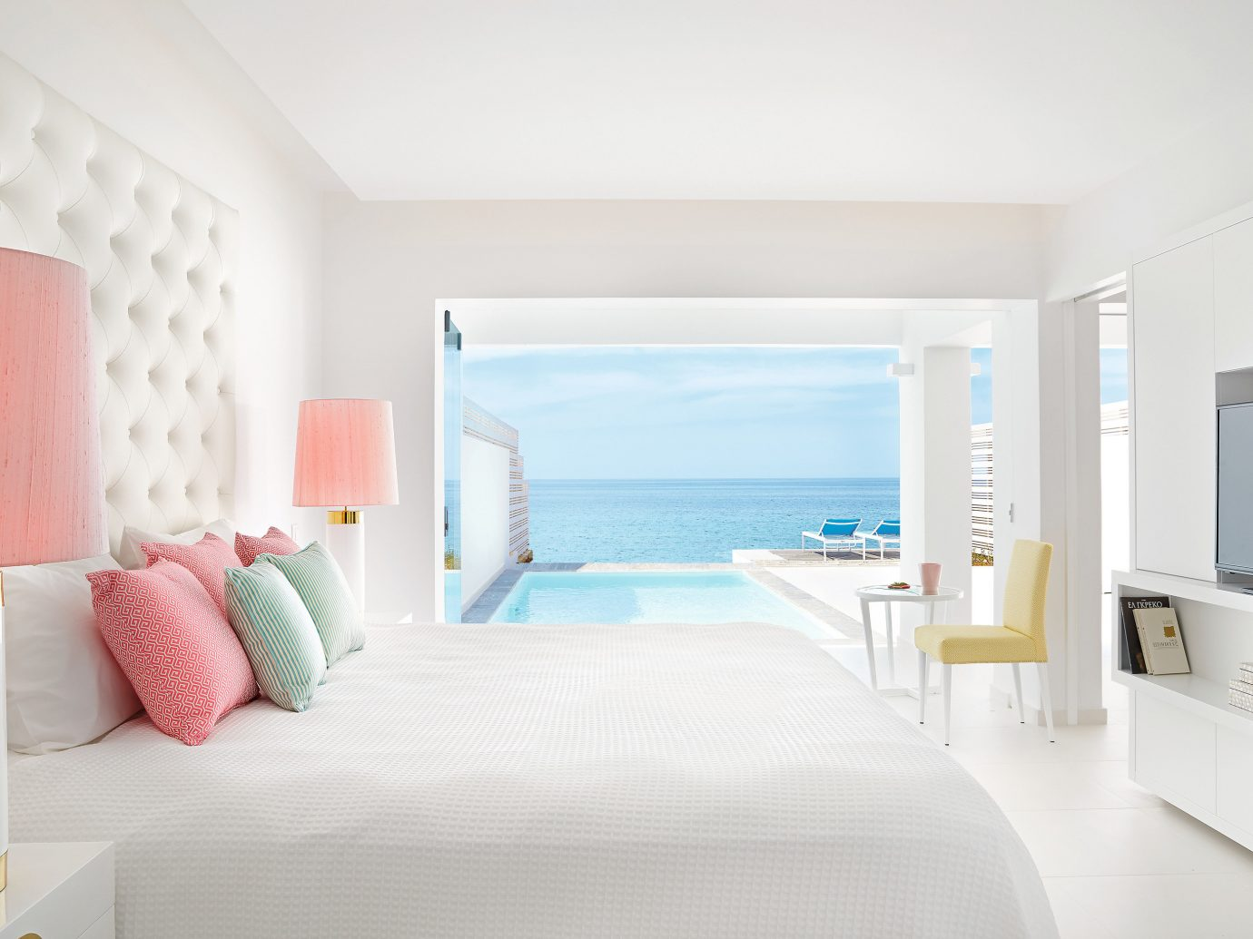 All-Inclusive Resorts Hotels indoor wall room Suite interior design ceiling Bedroom white home real estate hotel estate bed interior designer floor furniture decorated