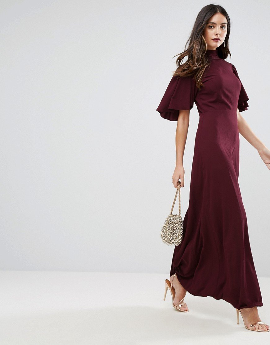 Gift Guides Travel Shop person woman fashion model clothing dress shoulder fashion gown neck model formal wear girl sleeve joint supermodel day dress fashion design cocktail dress photo shoot magenta