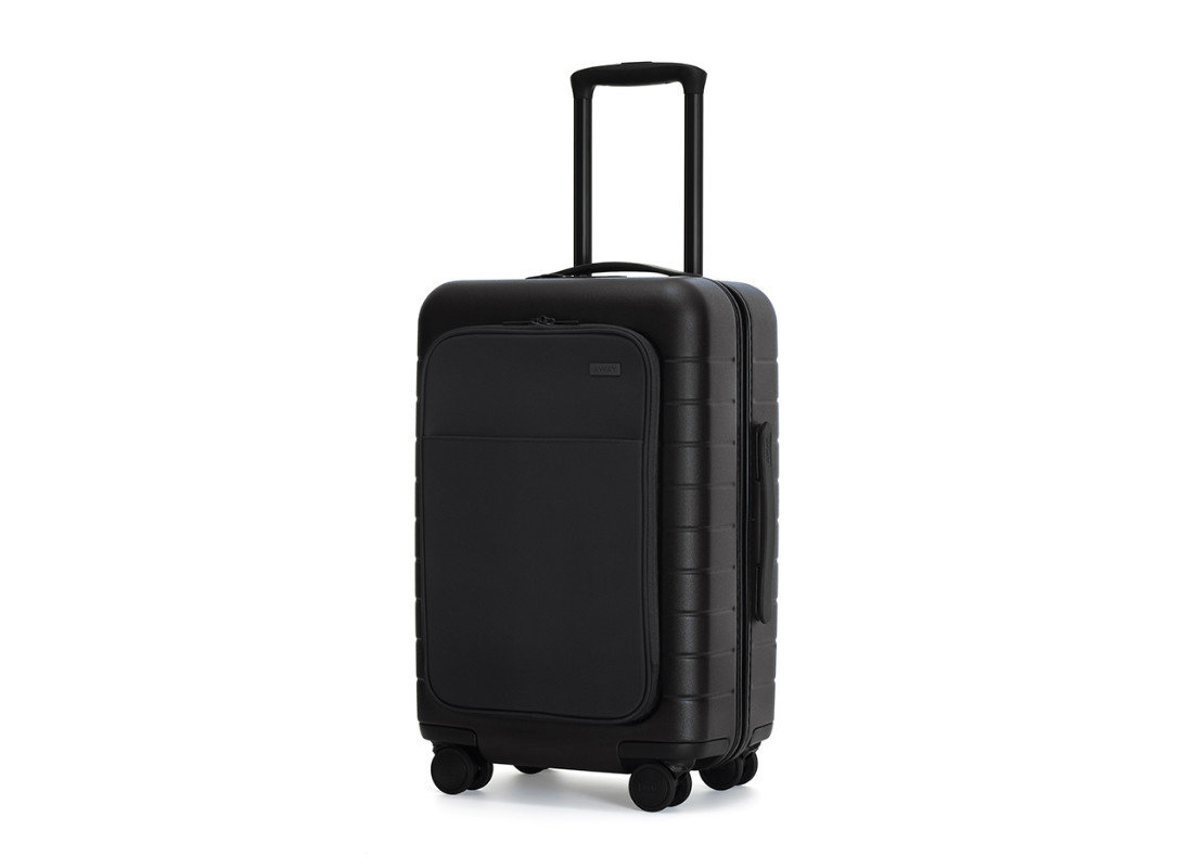 Packing Tips Solo Travel Travel Shop Travel Tips luggage suitcase black product hand luggage product design case luggage & bags baggage accessory colored