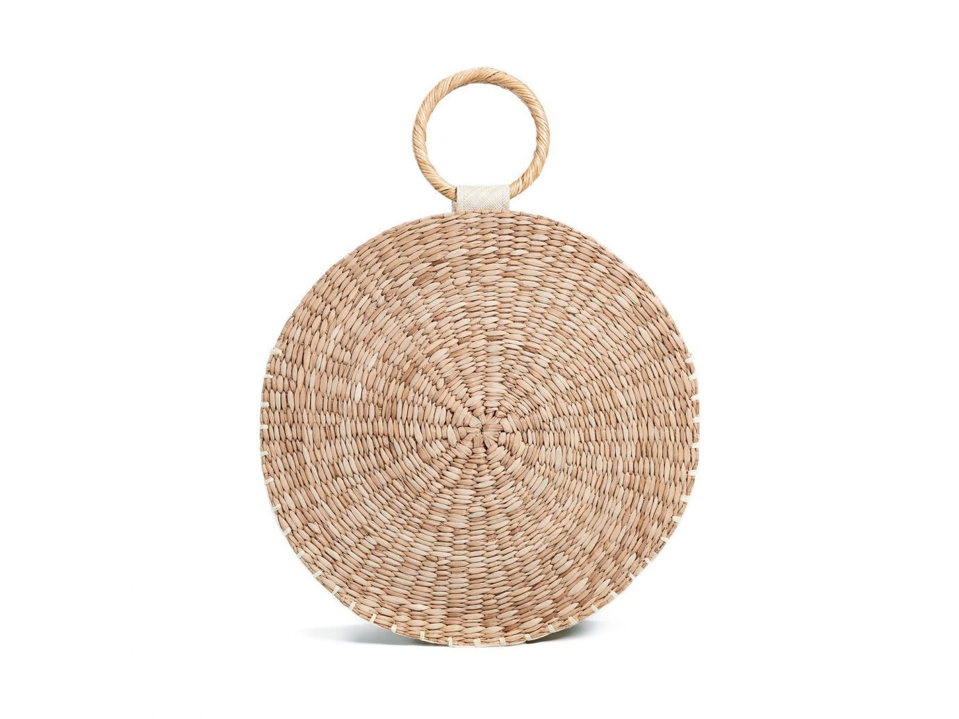 Packing Tips Style + Design Travel Shop container basket copper product design circle metal storage basket