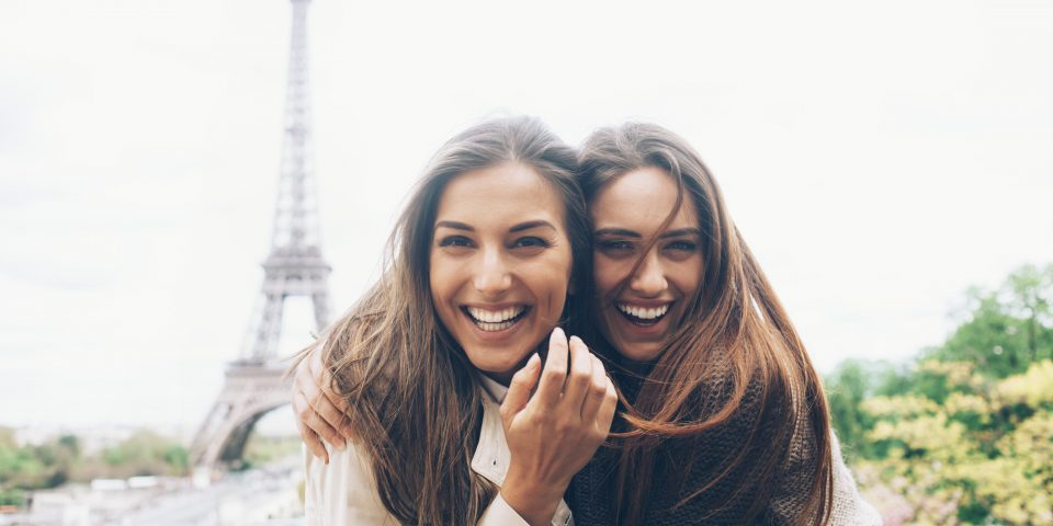 Health + Wellness Travel Shop person sky outdoor photograph facial expression smile Beauty girl photography friendship emotion fun snapshot smiling happiness long hair photo shoot portrait photography vacation love Honeymoon laughter