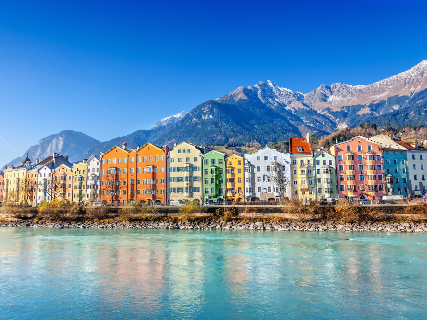 Austria England europe France Germany Italy Outdoors + Adventure Portugal Spain Trip Ideas reflection sky City water mountain Town Sea mountain range Lake Coast tourism daytime mount scenery cityscape alps Winter bay landscape panorama