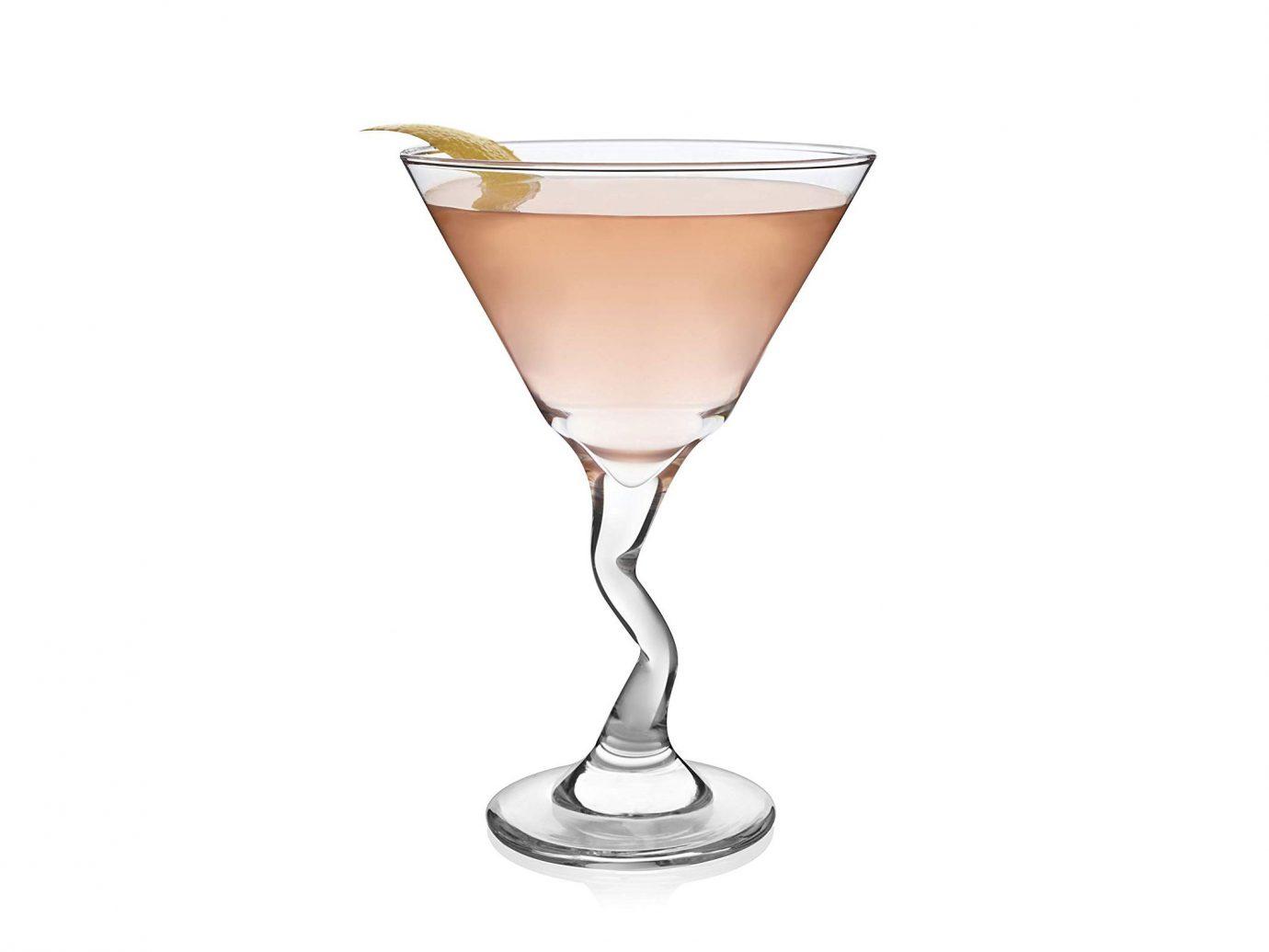 Libbey Z-Stem Martini Glasses, Set of 4