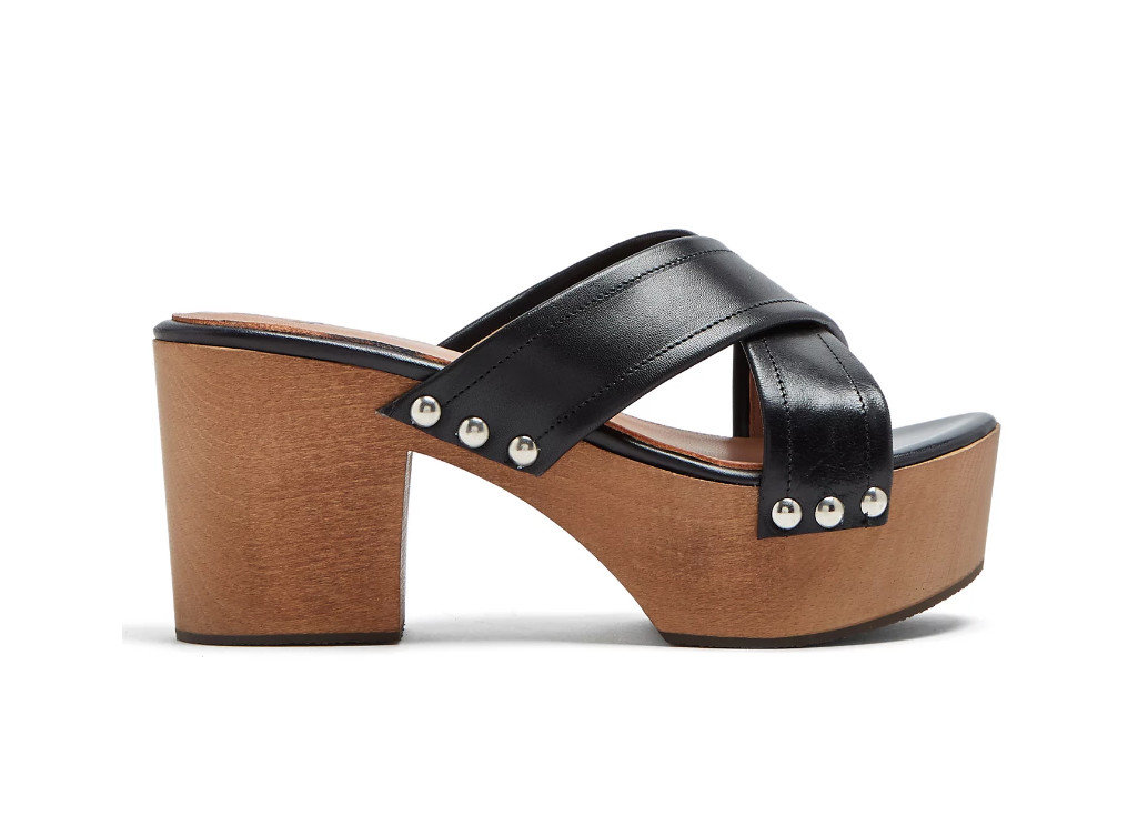 Style + Design Travel Shop footwear shoe brown outdoor shoe sandal product product design clog slide sandal