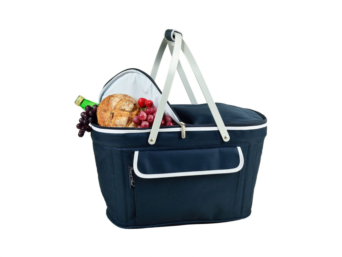 Picnic at Ascot Large Insulated Collapsible Cooler