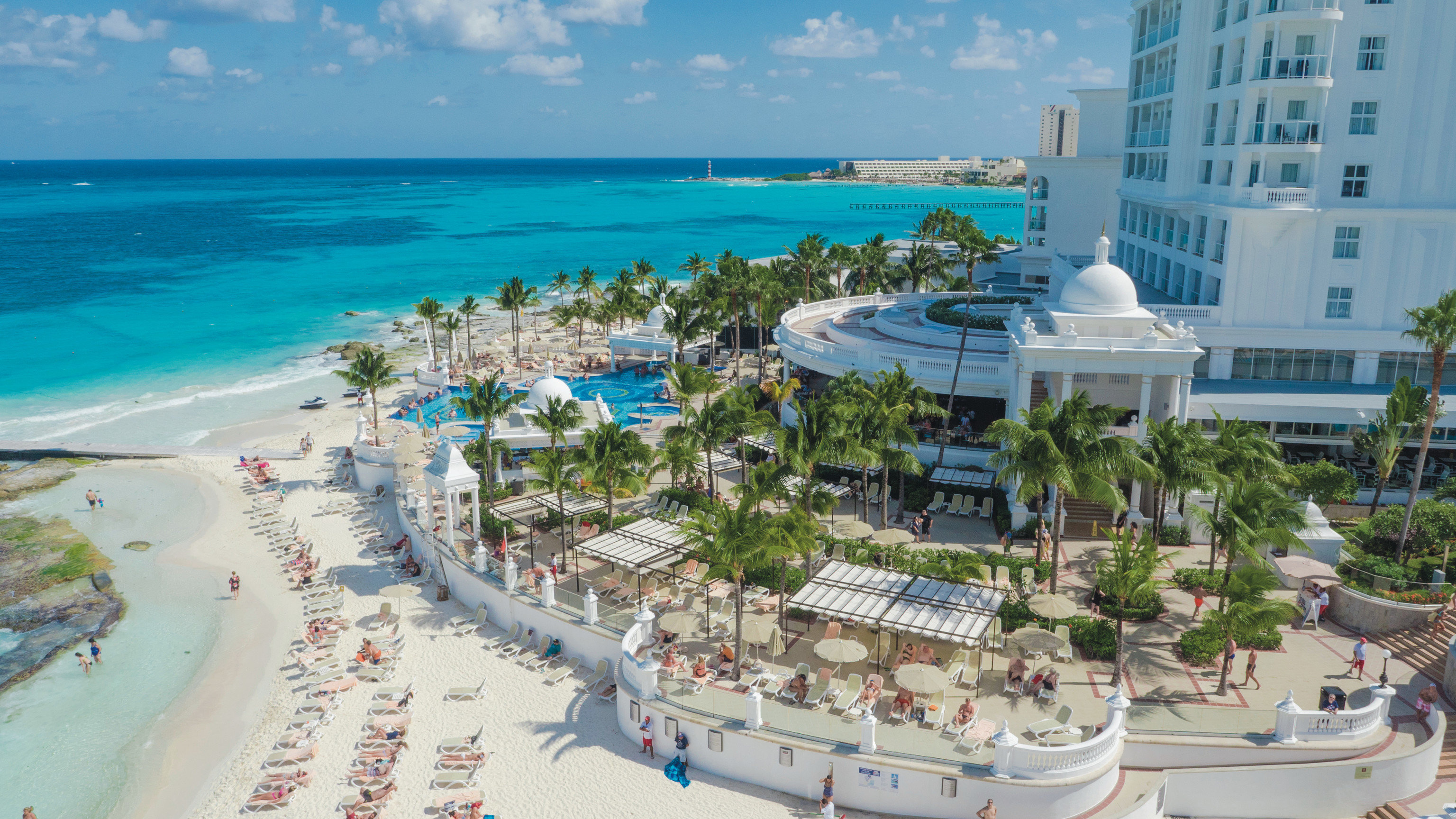 Adult-only All-Inclusive Resorts Cancun Hotels Mexico Resort tourism vacation caribbean resort town palm tree real estate coastal and oceanic landforms arecales hotel Coast bay leisure condominium Beach