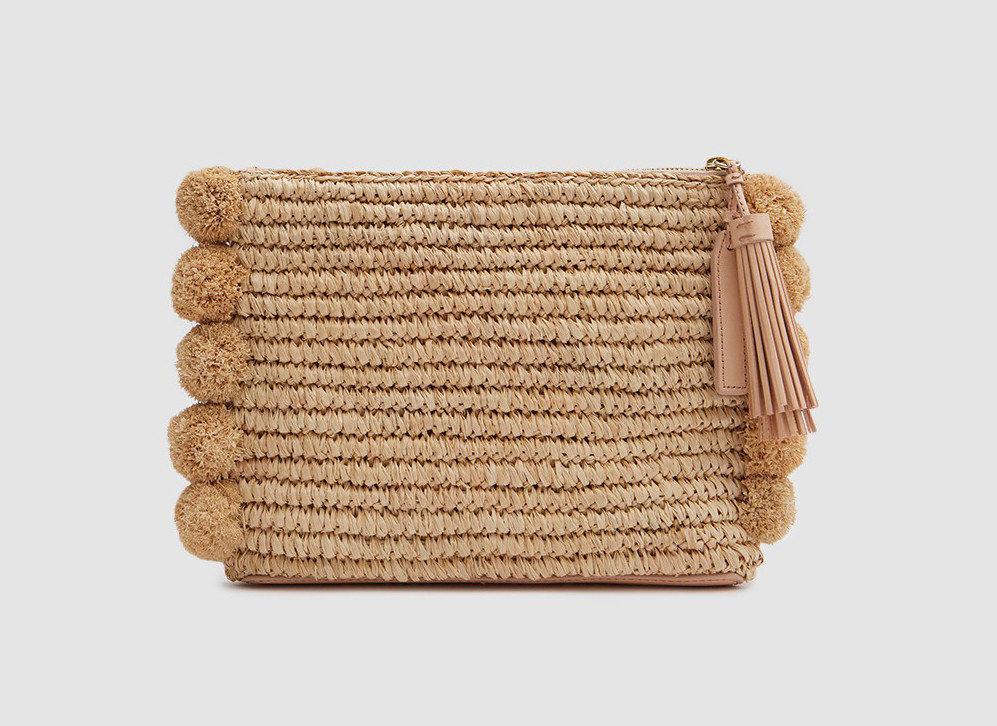 Packing Tips Style + Design Travel Shop wicker storage basket