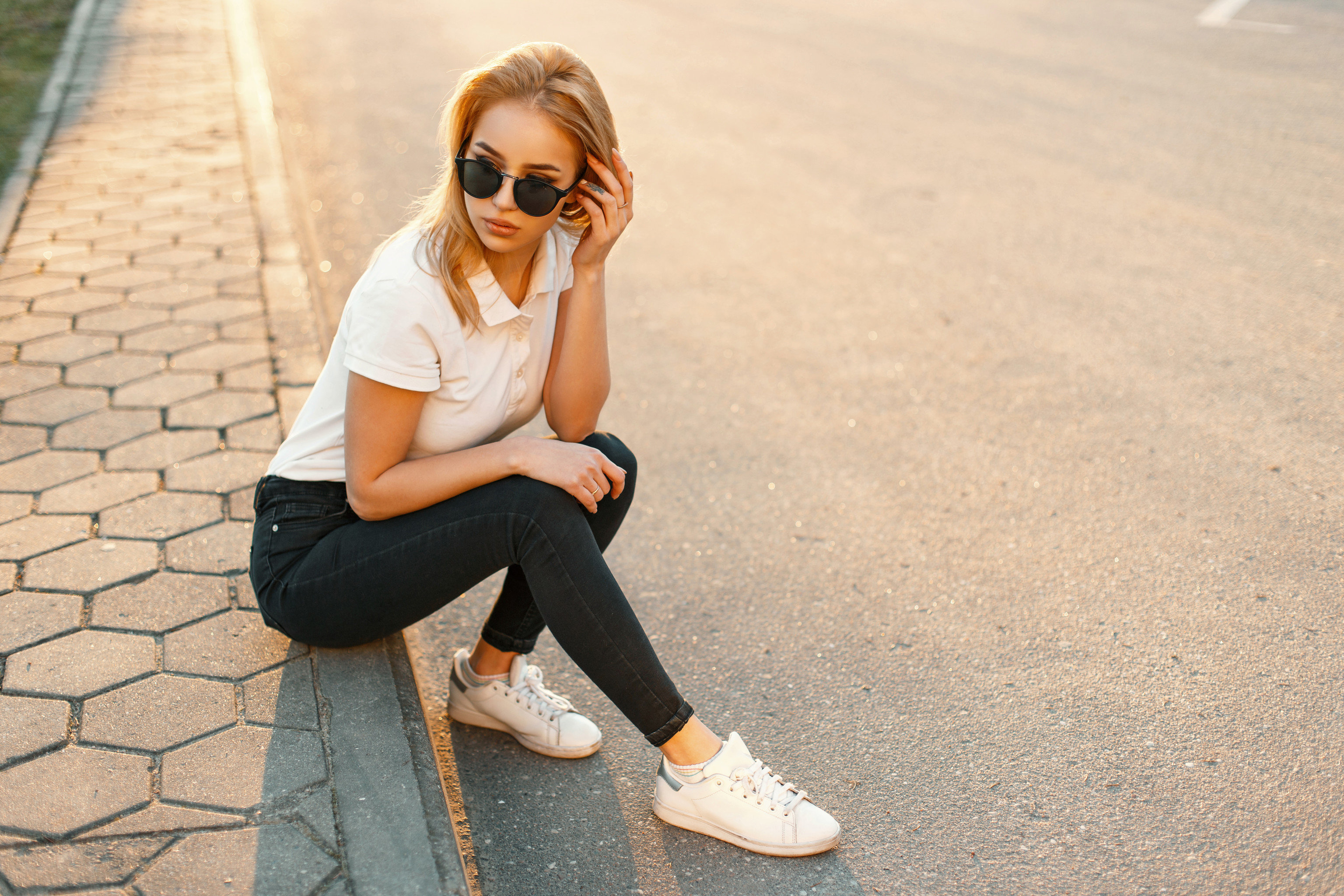 21 BEST White Sneakers for Women That Go With Everything