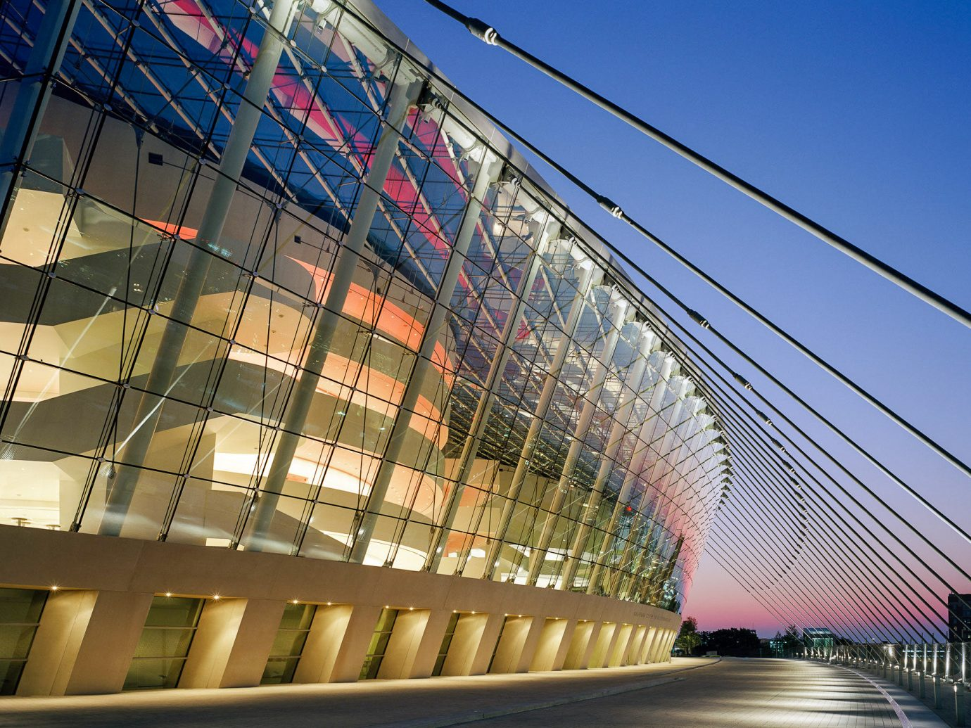 Kauffman Center for the Performing Arts exterior