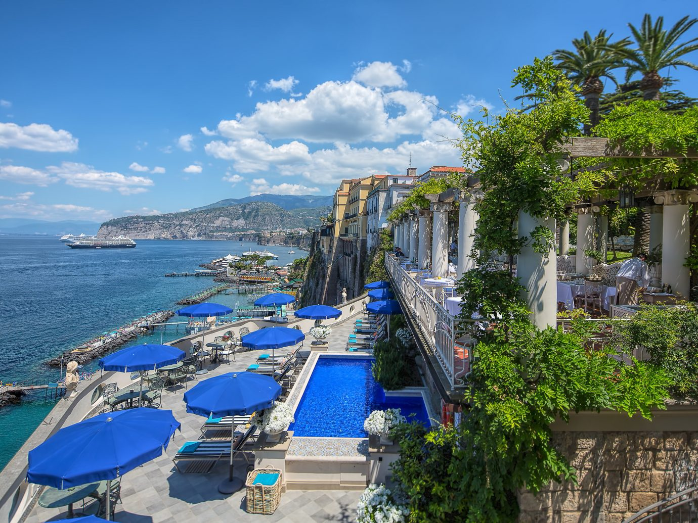 GRAND HOTEL EXCELSIOR VITTORIA • SORRENTO • 5⋆ ITALY • RATES FROM ...