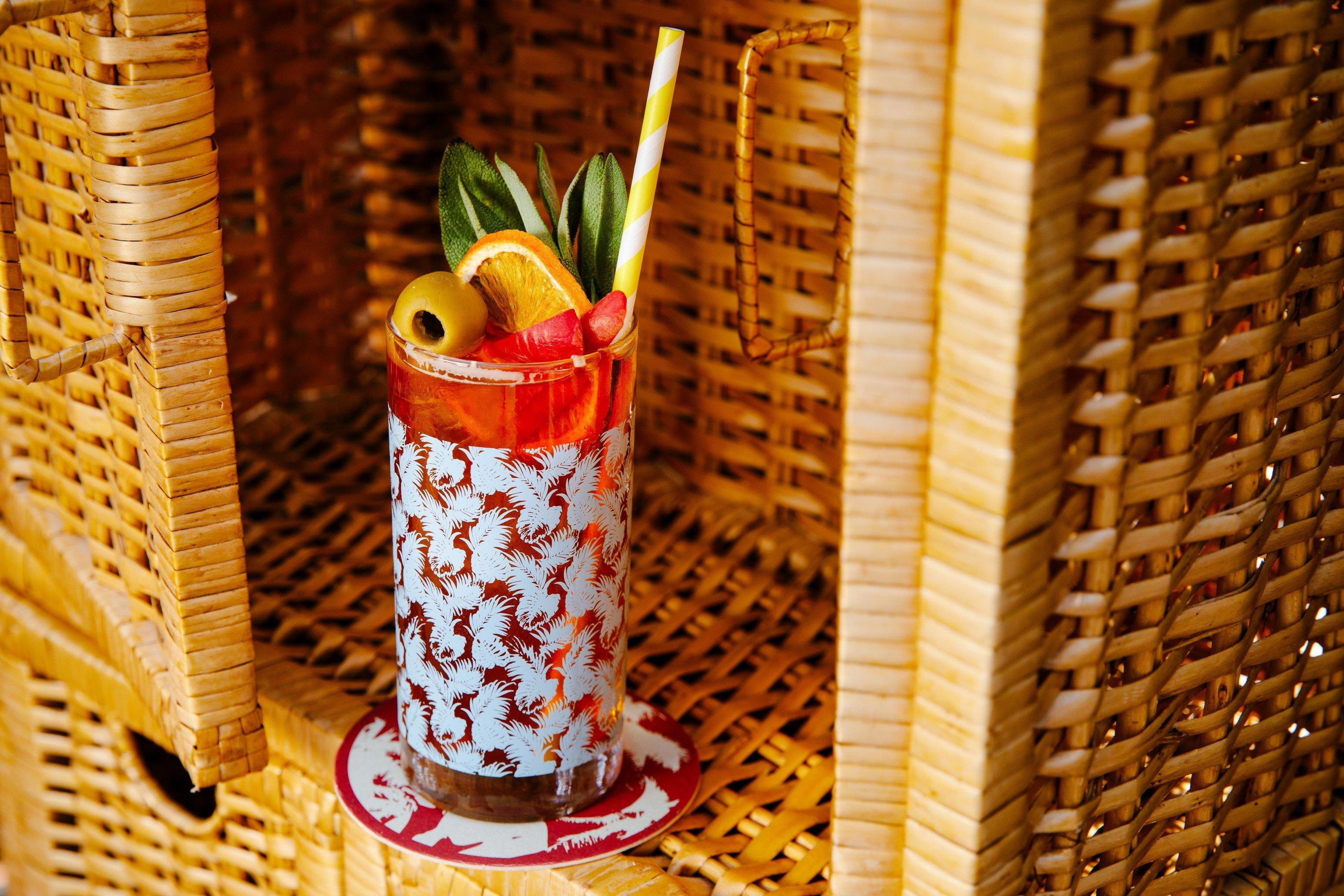 Food + Drink NYC Drink food