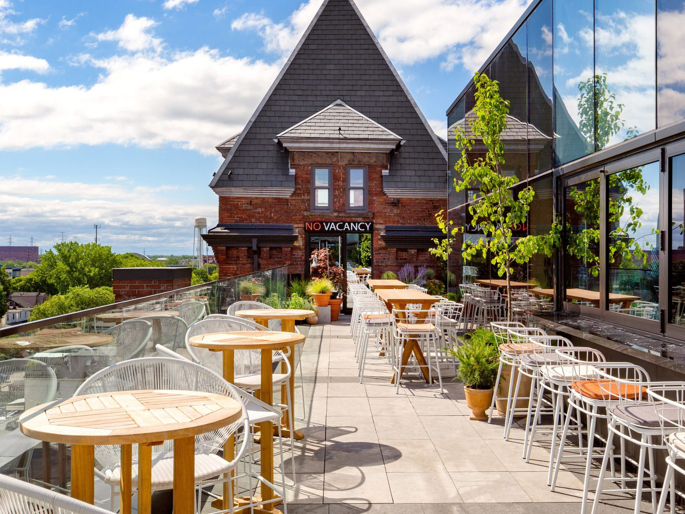 Canada Hotels Toronto real estate outdoor structure tree roof