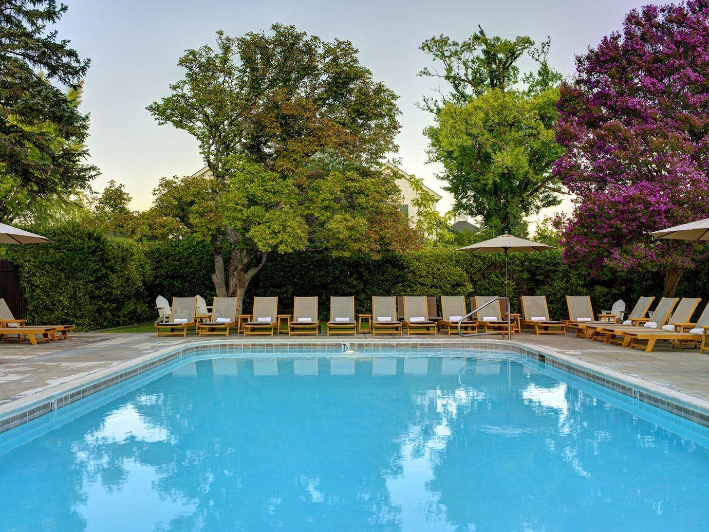 MacArthur Place pool