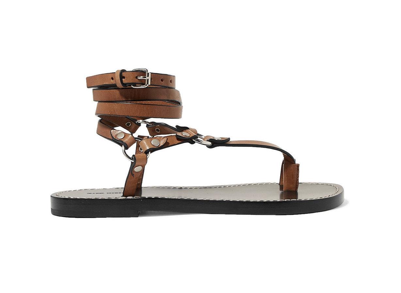 Style + Design Travel Shop footwear sandal brown shoe product strap product design slide sandal