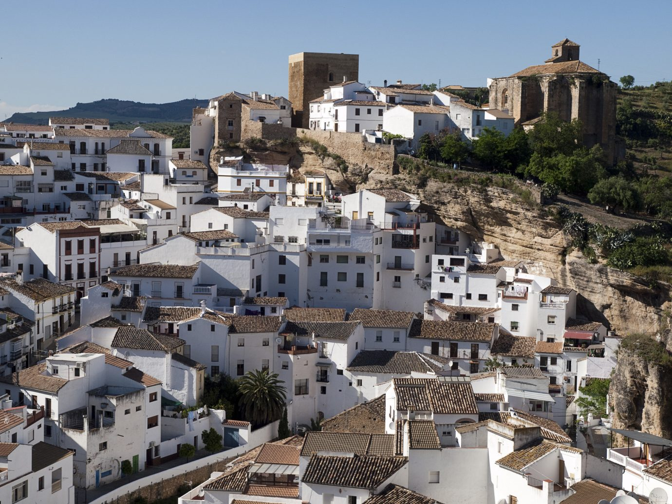 europe Spain Trip Ideas City Town urban area Village sky neighbourhood ancient history roof building tourism historic site mountain village facade