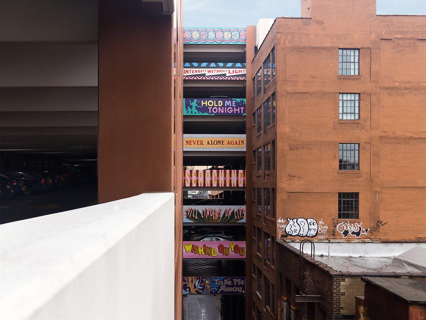Detroit Influencers + Tastemakers Trip Ideas Architecture wood building facade apartment apartment building