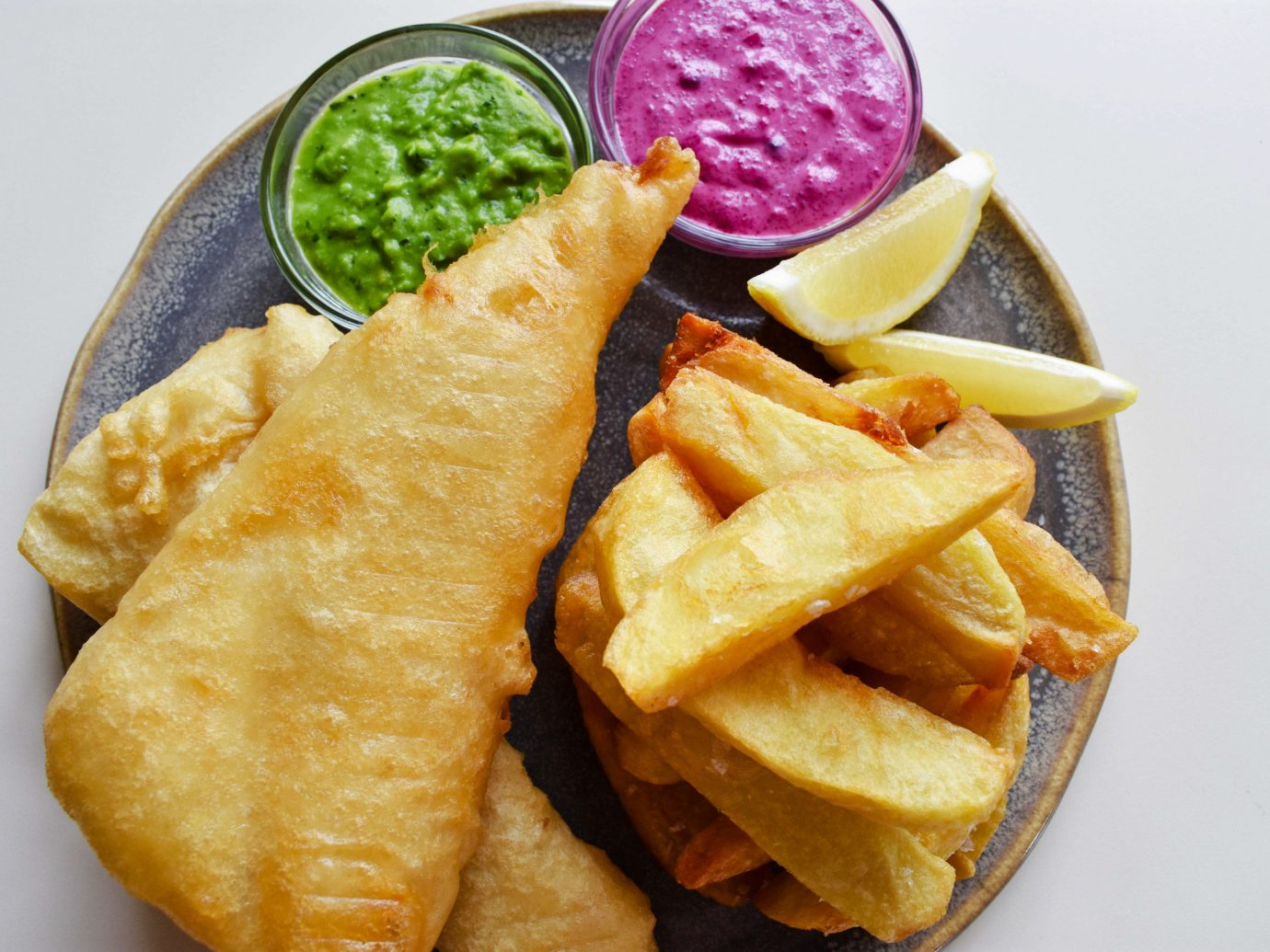 Edinburgh Hotels Jetsetter Guides Scotland Travel Tips Trip Ideas food dish cuisine junk food side dish fast food fried food fruit kids meal french fries full breakfast deep frying potato wedges vegetarian food totopo fish and chips dip american food snack food sliced
