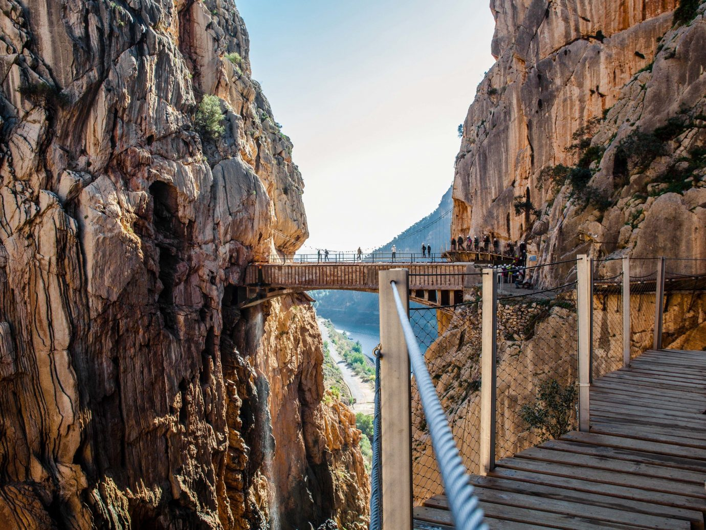 europe Outdoors + Adventure Trip Ideas rock canyon national park formation cliff terrain sky escarpment tourist attraction tree mountain wadi geology tourism landscape