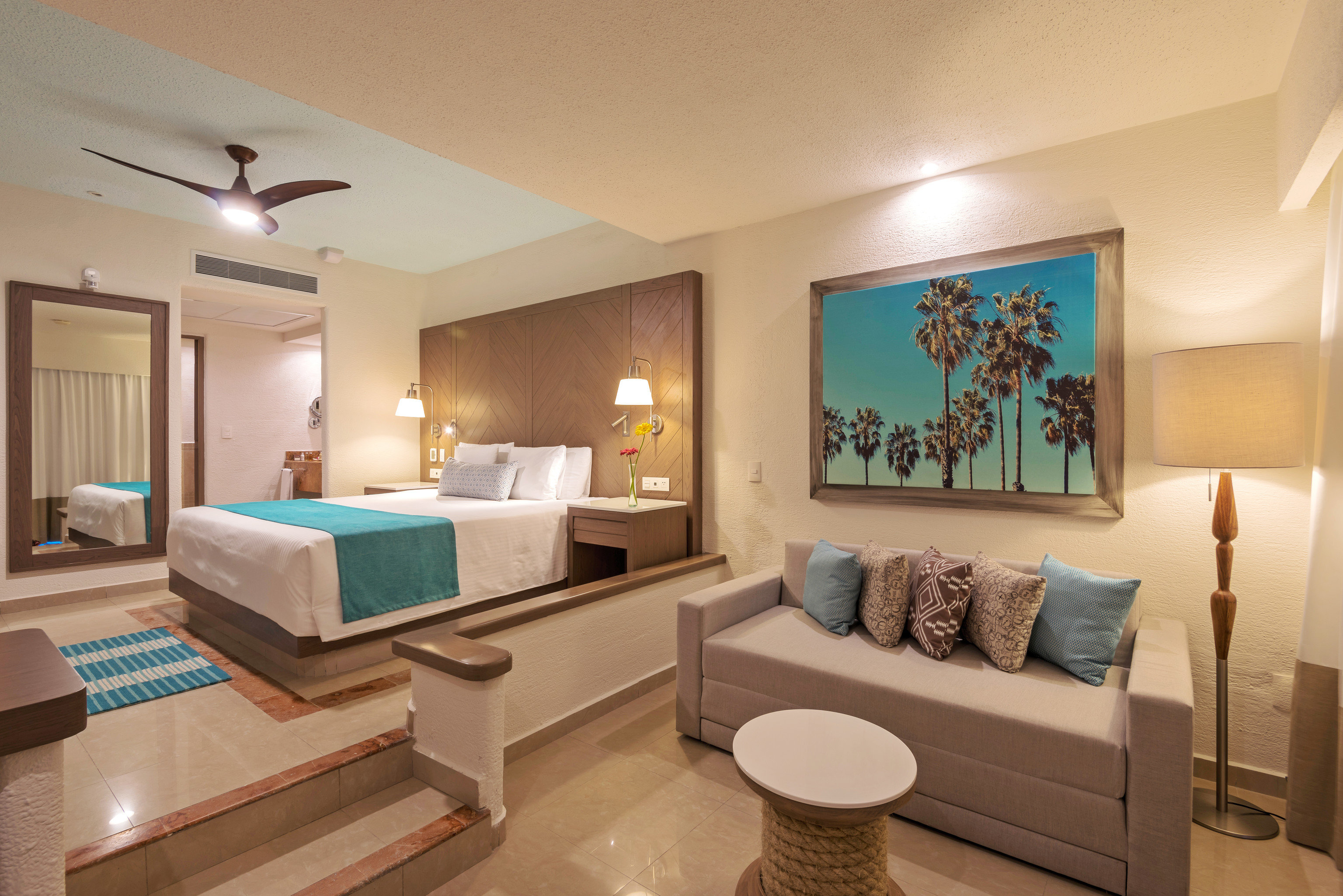 All-Inclusive Resorts caribbean Family Travel Hotels wall indoor ceiling floor room interior design living room Suite Living real estate estate Bedroom interior designer hotel furniture