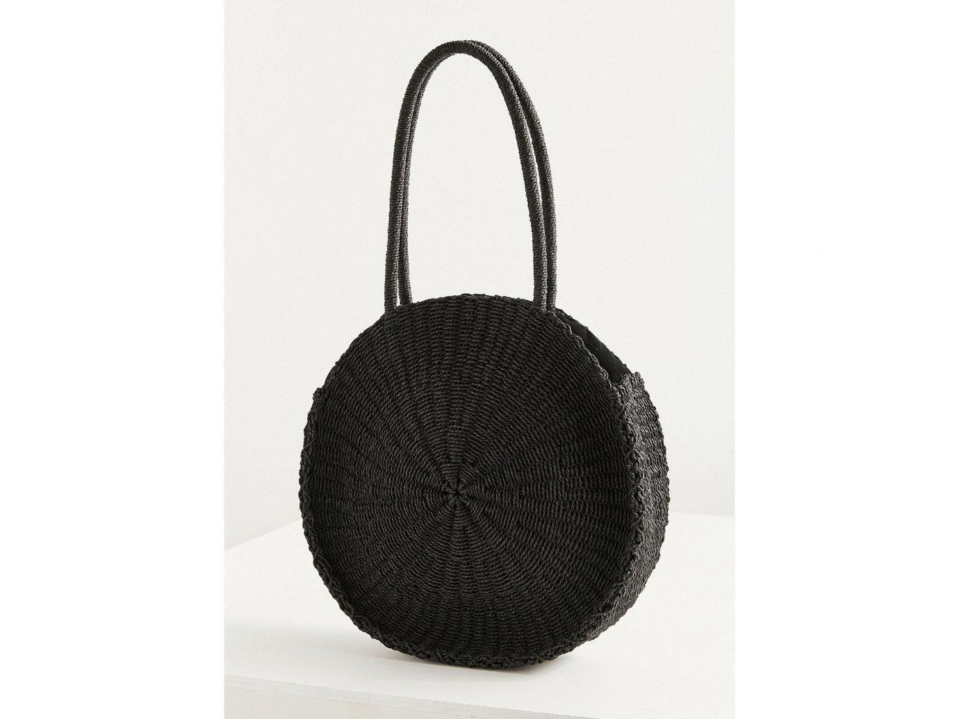 Packing Tips Style + Design Travel Shop black bag handbag shoulder bag product product design different leather font brand microphone